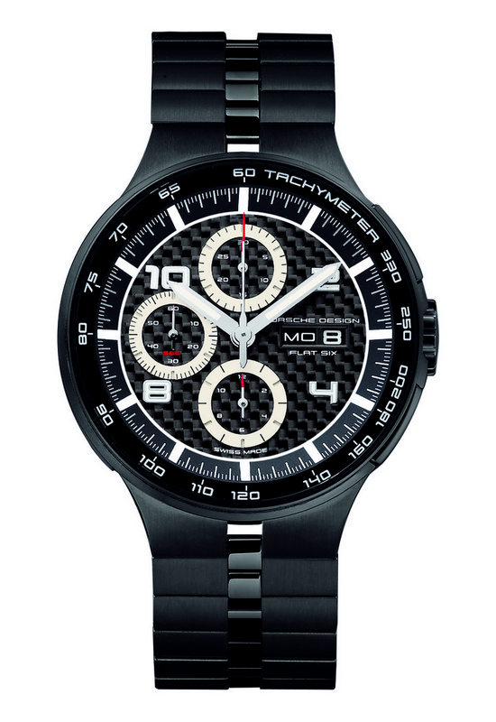 Porsche Design P'6360 Flat Six Watch