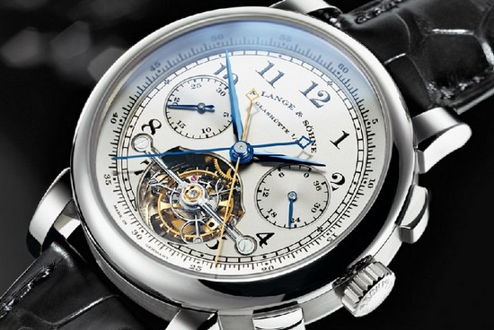 A. Lange & Söhne Tourbograph Watch