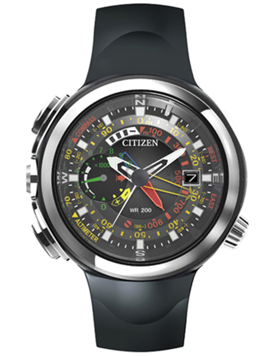 Citizen Promaster Altichron Cirrus Limited Edition Watch