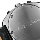 Autodromo Prototipo Chronograph Black Dial Watch Back
