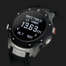 Halda Race Pilot Electronic Watch Front