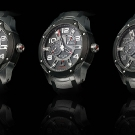 Halda Race Pilot Mechanical Watch