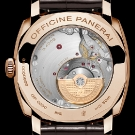 Panerai Radiomir 1940 3 Days Aitomatic Oro Rosso Watch Back