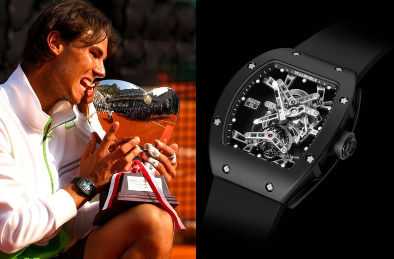 Rafael Nadal Richard Mille RM027 Watch