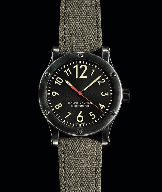 Ralph Lauren RL67 Safari Chronometer Watch