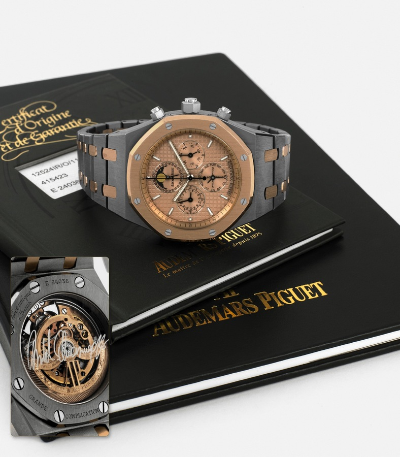 Audermars Piguet Unique Grand Complication Watch