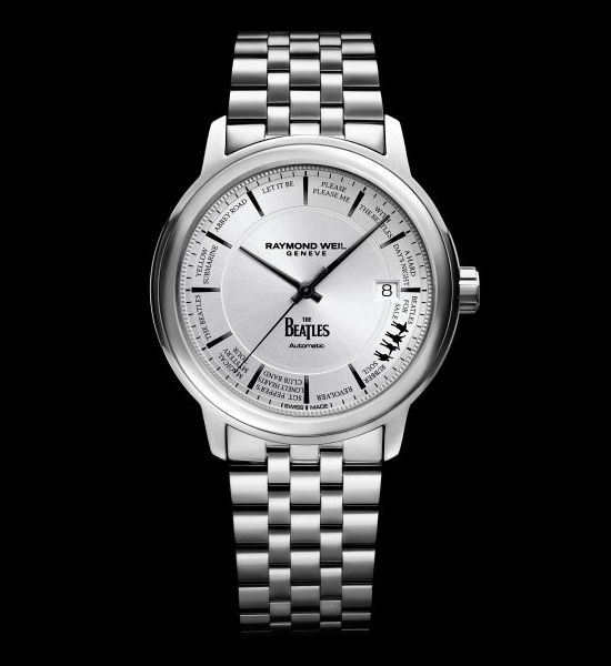 Raymond Weil Beatles Watch Front