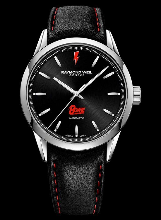 Raymond Weil Freelancer David Bowie Watch Front