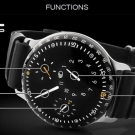 Ressence Type 3 Watch Functions