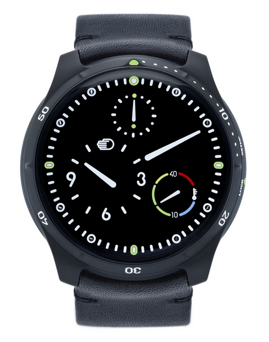 Ressence Type 5 BB Watch Front