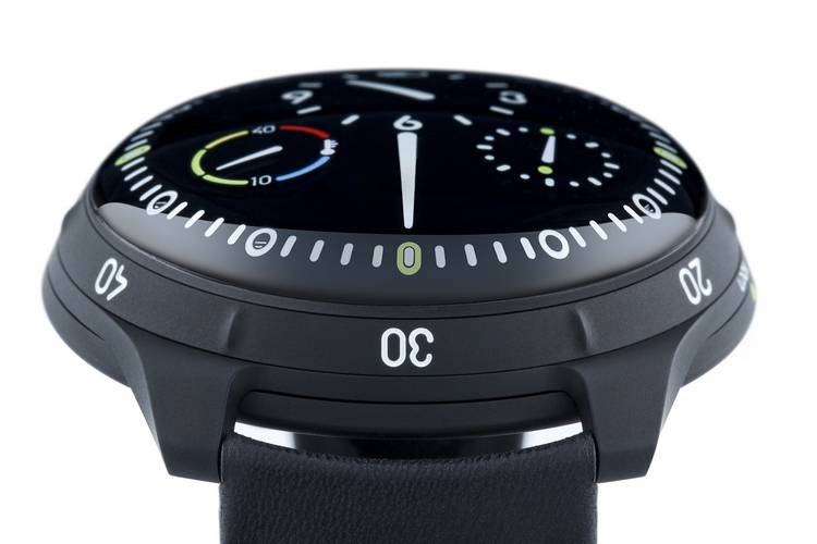 Ressence Type 5 BB Watch Profile
