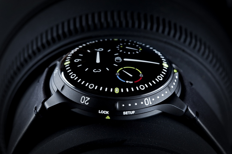 rRessence Type 5 BB Watch Side