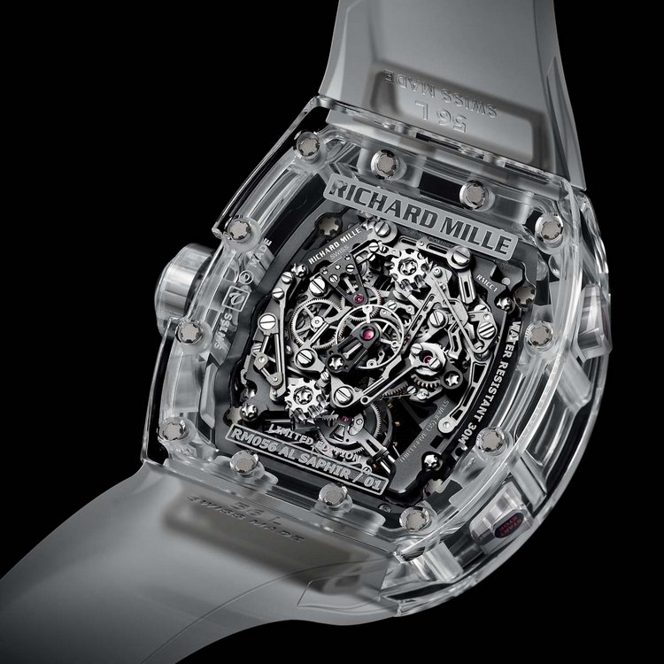 Richard Mille RM 056 Felippe Massa Watch Caseback