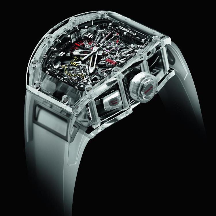 Richard Mille RM 056 Felippe Massa Watch Side