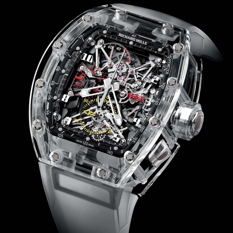 Richard Mille RM 056 Felippe Massa Watch