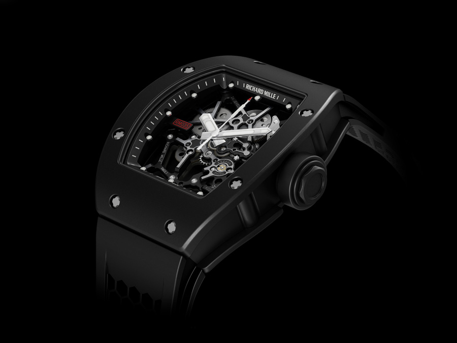Richard Mille And Rafael Nadal Present Rm 035 Chronofiable Certified Watch Watch Review