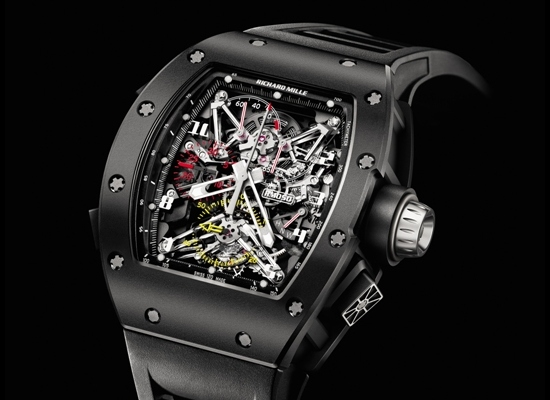 Richard Mille RM050 Felipe Massa Watch