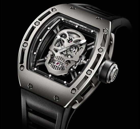 Richard Mille RM052 Skull Watch