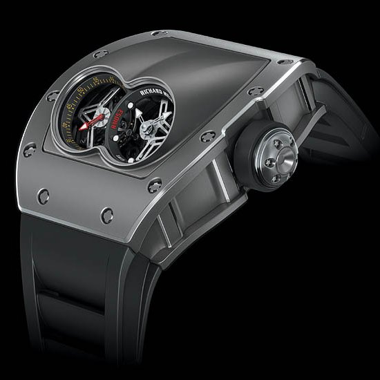 Richard Mille RM053 Pablo Mac Donough Watch