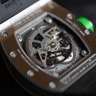 Richard Mille RM11-01 Roberto Mancini Watch Caseback