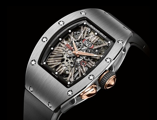 Richard Mille Presents RM 037 Watch