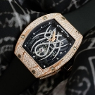 Richard Mille RM 19-01 Red Gold Watch Front