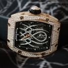 Richard Mille RM 19-01 Red Gold Watch