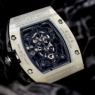 Richard Mille RM 19-01 White Gold Watch Back