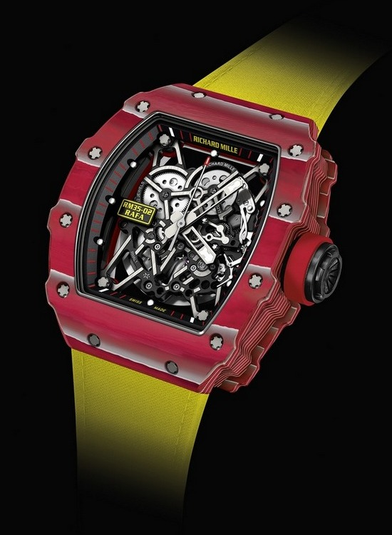 Richard Mille RM 35-02 Rafael Nadal Watch