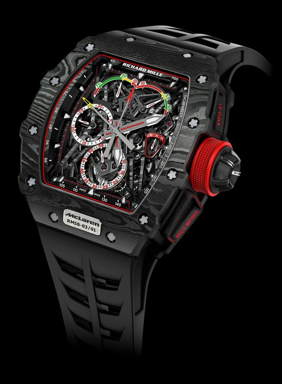 Richard Mille RM 50-03 McLaren F1 Watch