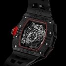 Richard Mille RM 50-03 McLaren F1 Watch Back