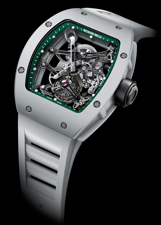 Richard Mille RM038 Bubba Watson Tourbillon Victory Watch