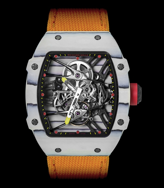 Richard Mille RM 27-02 Tourbillon Watch Front