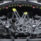 Richard Mille RM 27-02 Tourbillon Watch Detail