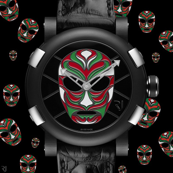 RJ-Romain Jerome Lucha Libre Mexicana Watch