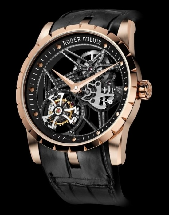 Roger Dubuis Excalibur 42 Tourbillon Squelette Watch