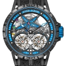 Roger Dubuis Excalibur Spider Pirelli Double Flying Tourbillon Watch Front
