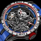 Roger Dubuis Excalibur Spider Skeleton Automatic 2017 Watch Dial