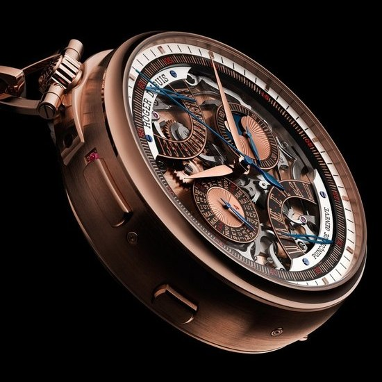 Roger Dubuis Hommage Millésime Pocket Watch