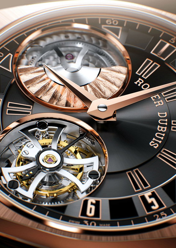 Roger Dubuis For Only Watch 2013 Watch Dial