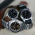 Rolex Exlporer Hillary Tenzing Watch Set