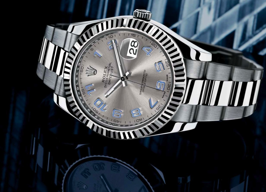Rolex Oyster Perpetual Datejust II Rolesor Watch