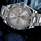 Rolex Oyster Perpetual Datejust 2 Rolesor Watch