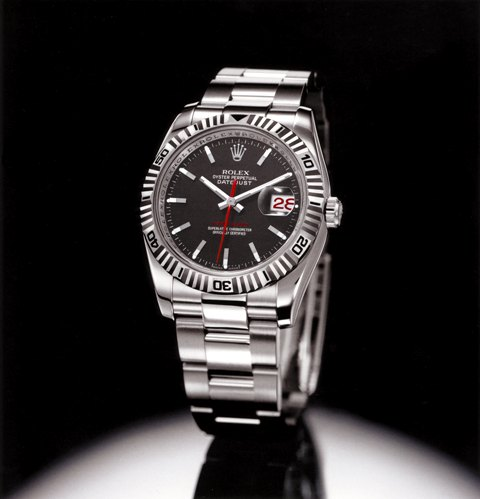 Rolex Turn O Graph Resale Value