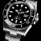 Rolex Oyster Perpetual Submariner Diving Watch Black