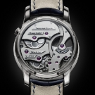 Romain Gauthier Insight Micro-Rotor Platinum Watch Back
