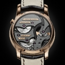 Romain Gauthier Insight Micro-Rotor Red Gold Watch Back