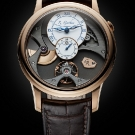Romain Gauthier Insight Micro-Rotor Red Gold Watch Front