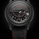 Romain Gauthier Prestige HMS Enraged Watch Red Accents
