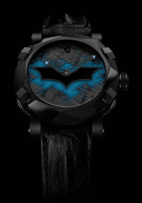Romain Jerome Batman-DNA Limited Edition Watch